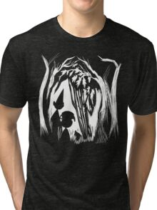 Over the Garden Wall (inversed) Tri-blend T-Shirt