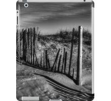 Dune Fence iPad Case/Skin