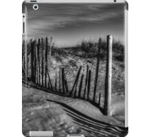Dune Fence iPad Case/Skin