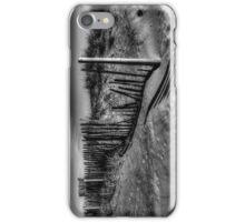 Dune Fence iPhone Case/Skin