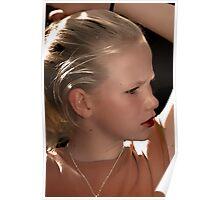 Preteen Model Poster