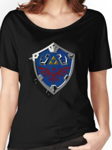 Hyrule Crest Women's Relaxed Fit T-Shirt