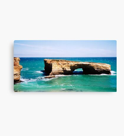 London Arch on the Great Ocean Road Canvas Print