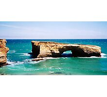 London Arch on the Great Ocean Road Photographic Print