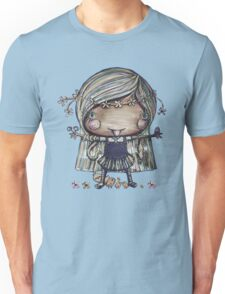 Nature Girl a la Naturale Unisex T-Shirt