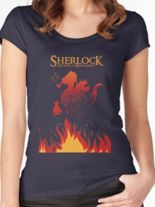 The Desolation of Smauglock Women's Fitted Scoop T-Shirt