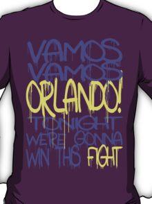 Vamos Orlando T-Shirt
