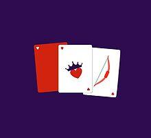 Queen of Hearts by alegres
