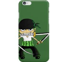 Zoro Is Awesome iPhone Case/Skin