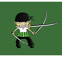 Zoro Is Awesome Photographic Print
