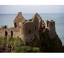 Dunluce Castle, Co Antrim Photographic Print
