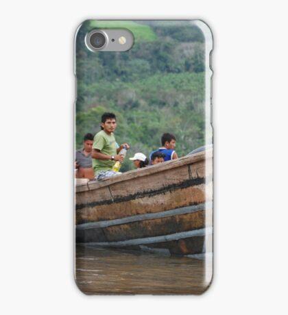 river boats iPhone Case/Skin