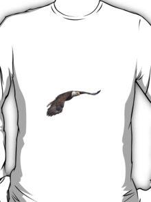 Isolated Eagle-3 T-Shirt
