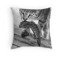 Time to Hunt Throw Pillow