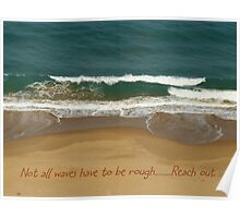 Not all waves need to be rough Poster