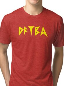 DFTBA Tri-blend T-Shirt