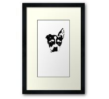 Pipsqueak the Mighty Framed Print