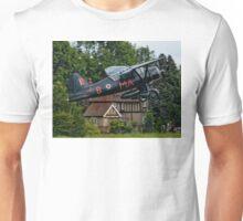 Lysander IIIA V9367 G-AZWT Unisex T-Shirt