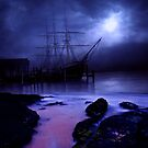 Ghost Ship by Rookwood Studio ©
