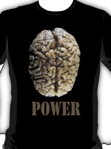brain power - tshirt T-Shirt