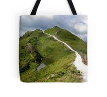 Walking the Alps Tote Bag