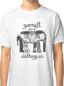 Garnett Elephant Print Classic T-Shirt