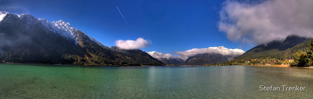 Across the Lake by Stefan Trenker