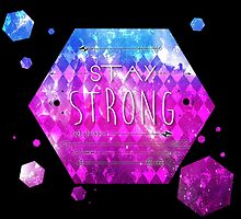 Stay Strong by R-E-D