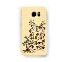 Medieval Vines and Bramble Samsung Galaxy Case/Skin