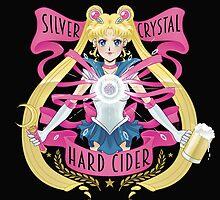 Silver Crystal Hard Cider by JollyNihilist