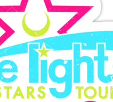 Three Lights Sailorstars Tour '96 Sticker
