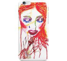 Ink Girl iPhone Case/Skin