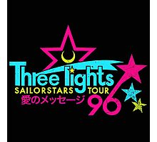 Three Lights Sailorstars Tour '96 Photographic Print