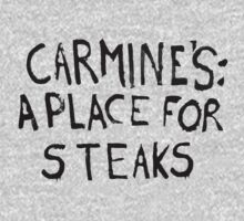 Carmine's: A Place For Steaks by pohatu771