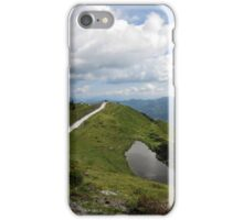 Step into the Sky iPhone Case/Skin