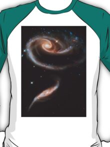 "A ""Rose"" Made of Galaxies - Hubble Space Telescope T-Shirt"
