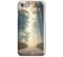 Into the Past iPhone Case/Skin