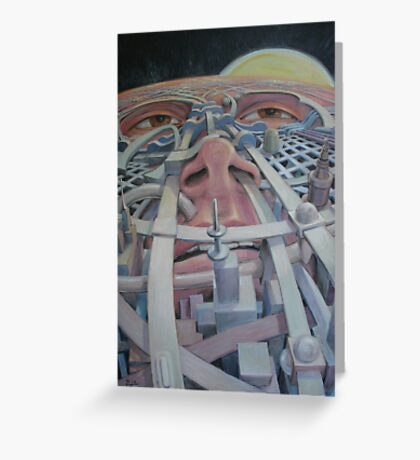 Gordian Knot Greeting Card