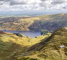 Riggindale and Haweswater by Roantrum
