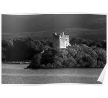 Ross Castle - County Kerry - Ireland Poster
