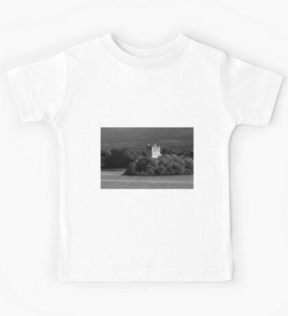Ross Castle - County Kerry - Ireland Kids Tee