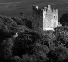 Ross Castle - County Kerry - Ireland Sticker
