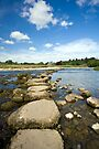Stepping Stones by Paul Thompson Photography