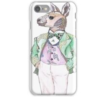 Roger the Remarkable Roo iPhone Case/Skin