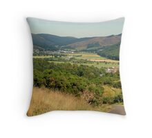 Tweed Valley Throw Pillow