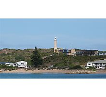 Little Town of Beachport taken from the Jetty. Limestone Cst. S.Aust. Photographic Print