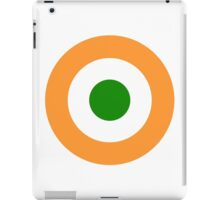 Roundel of the Indian Air Force  iPad Case/Skin