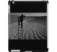 Keep on looking. iPad Case/Skin
