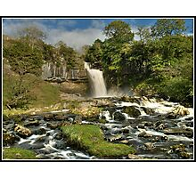 Thornton Force waterfall Photographic Print