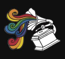 Gramophone Rainbow Kids Clothes